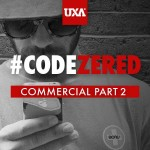 #CodeZered Commercial X2