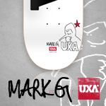 Mark Gonzales: Mutiny Artist Project
