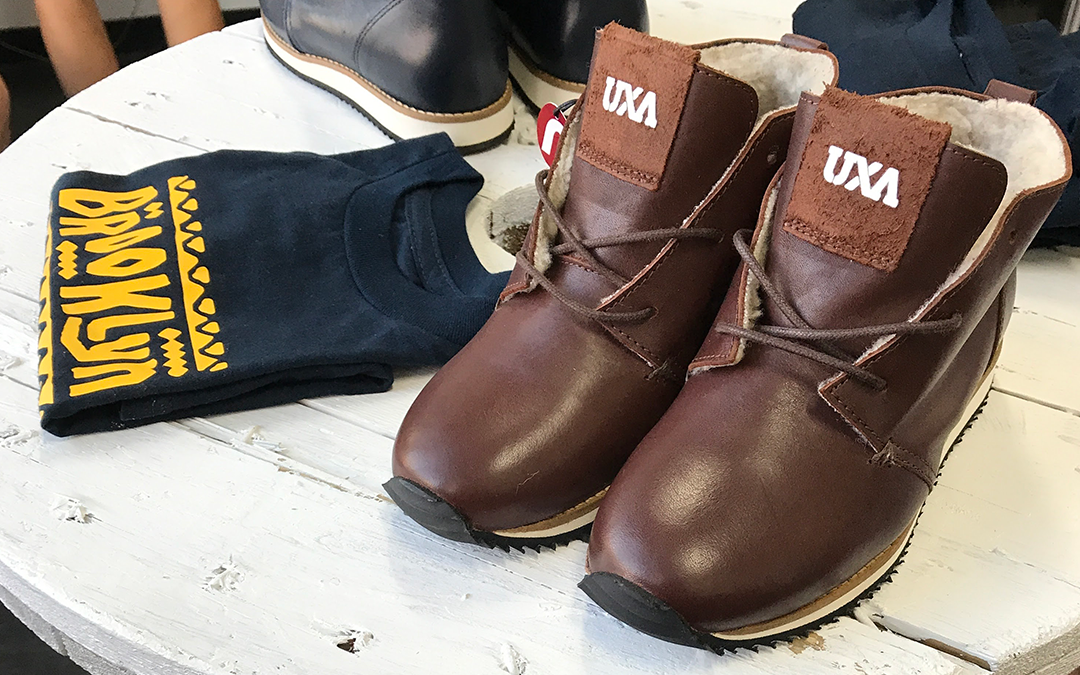UXA x Nimble Footwear x Brookidlyn Recap